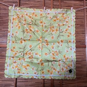 NWT YSL Yves Saint Laurent scarf / handkerchief